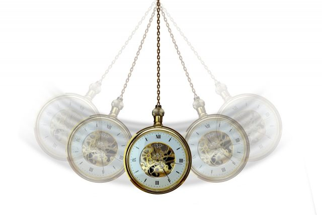 montre d'hypnotisme