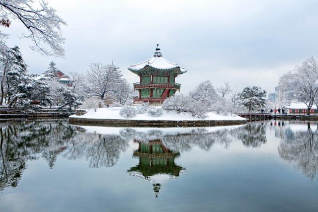 Que faire en Corée du Sud pendant les vacances d'hiver ?