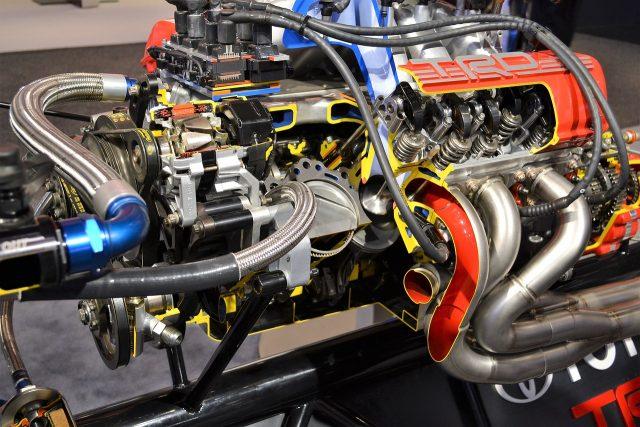 Le moteur turbo est plus puissant