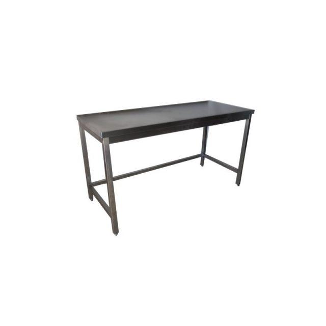 Comment bien entretenir une table inox professionnelle ?